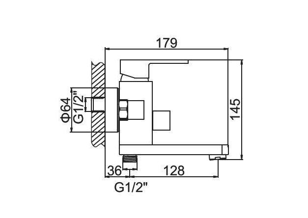 ledeme-lm3233-scheme